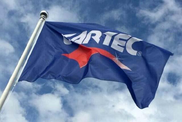 Cartec flag