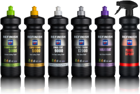 Cartec Refinish products