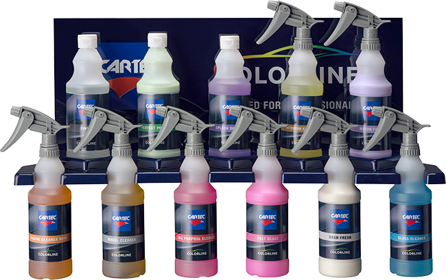 Professional car cleaning, protecting & polishing products