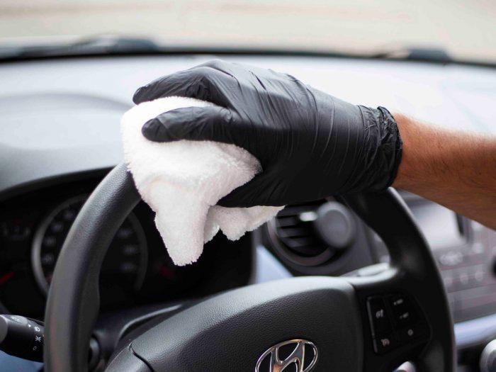 Handschoenen schoonmaken Cartec