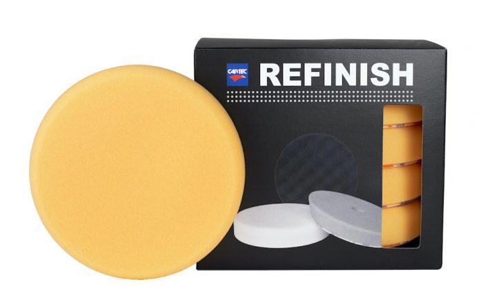 Refinish pads cartec foam