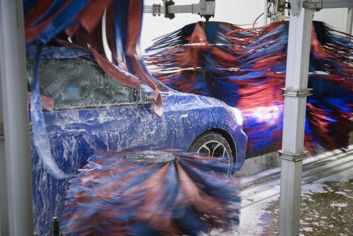 Car wash Cartec