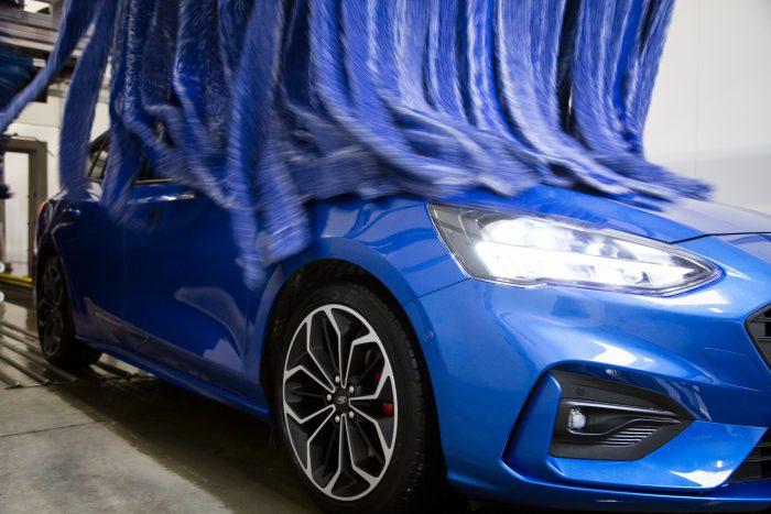 Cartec car wash