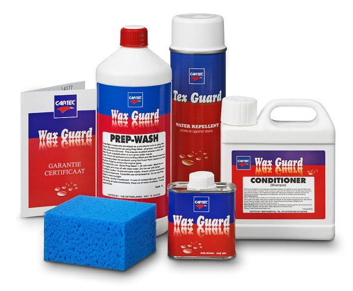 Cartec Wax Guard old