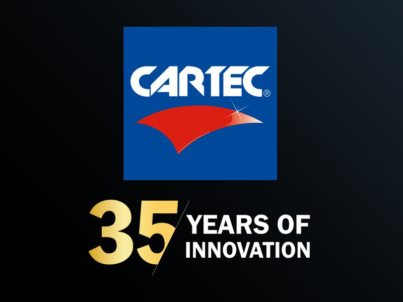 Cartec - 35 years of innovation