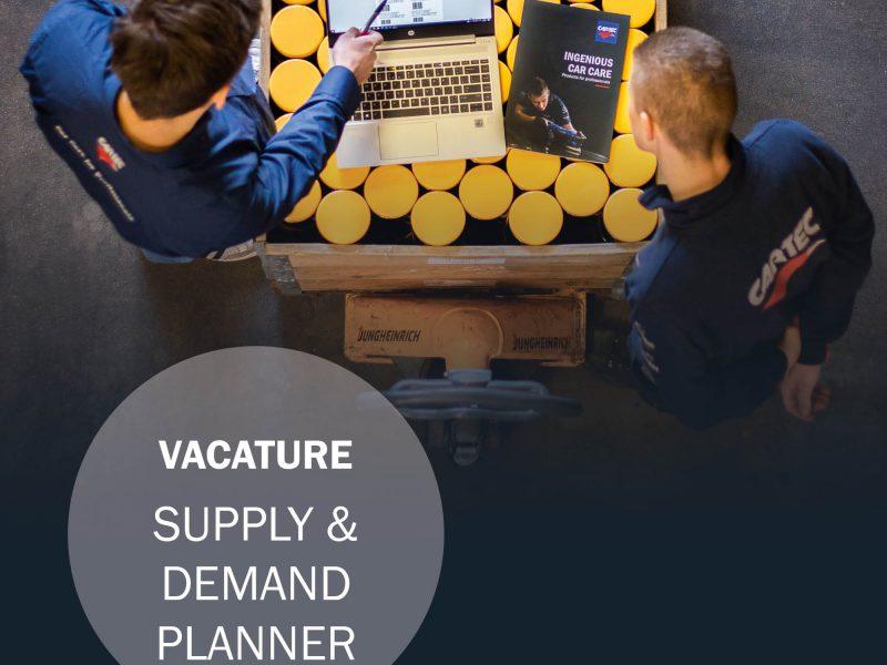 Vacature Supply & Demand Planner